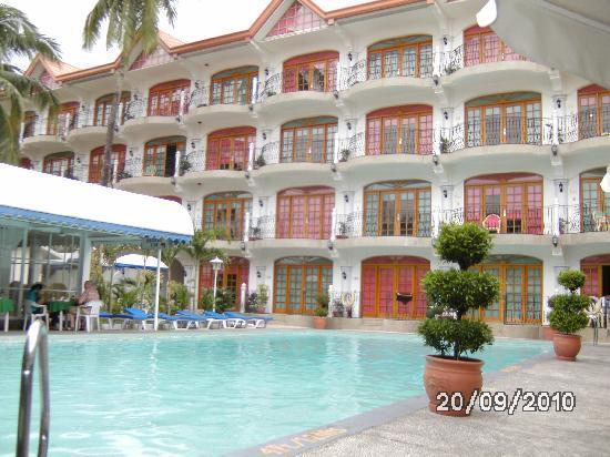 Pool Picture Of Clarkton Hotel Angeles City Tripadvisor