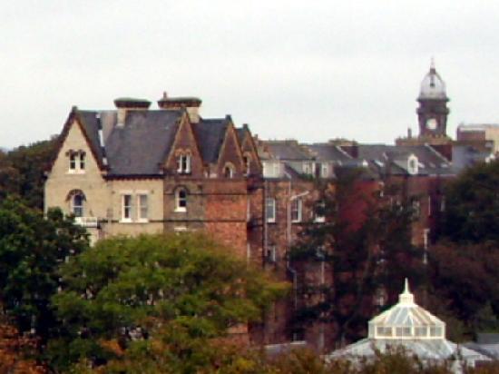 Cumberland Hotel: from same window