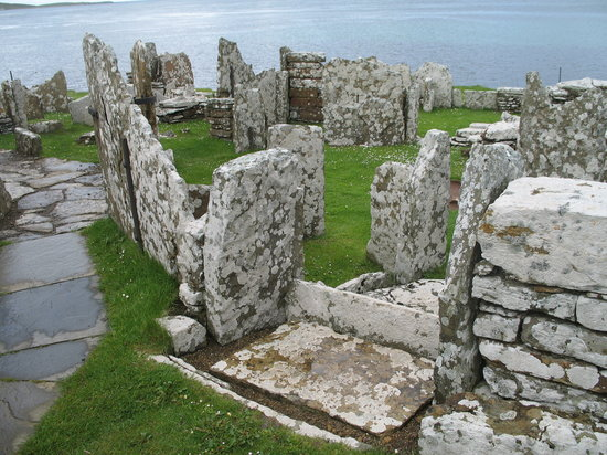 Orkney Archaeology Tours: Orkney Trip 2009
