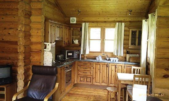 Hoseasons Gadgirth Lodges: main room
