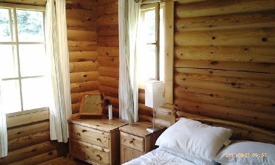 Hoseasons Gadgirth Lodges: bedroom