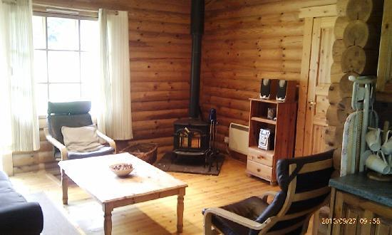 Hoseasons Gadgirth Lodges: main room 2