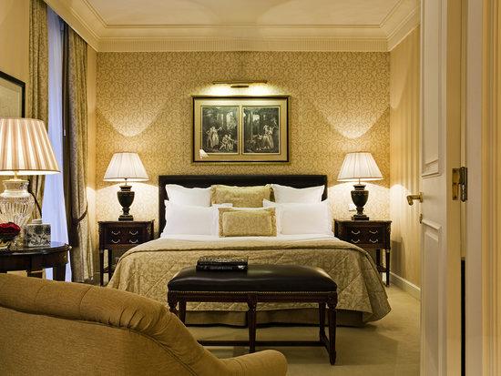 Hotel Francois 1er: Suite