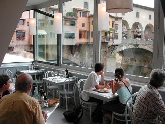 Ponte Vecchio Restaurant Menu