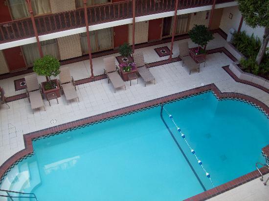 Hotel Heated Pool Picture Of Handlery Union Square Hotel San Francisco Tripadvisor