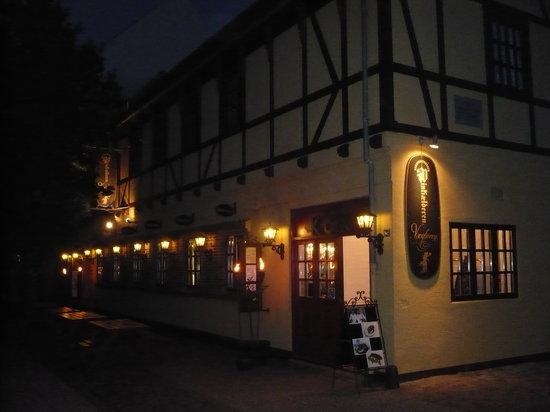 Frederikshavn, Danemark : Restaurant