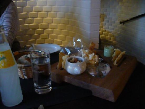 Restaurant Vaegteren: Table
