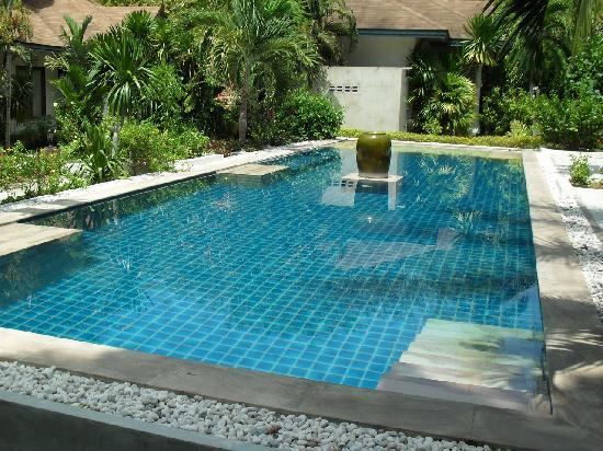 Arayaburi Boutique Resort: SPA pool