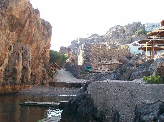 Kalypso Cretan Village: crique tranquille