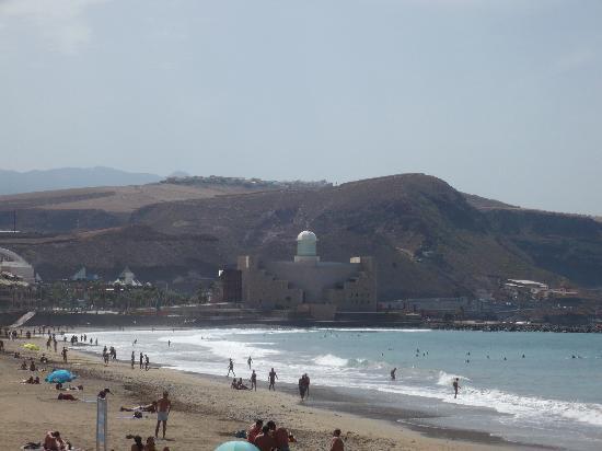 HL Sahara Playa: Playa De Las Canteras. Las Palmas