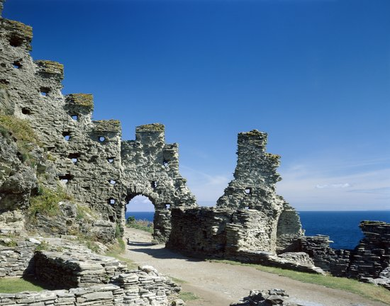 ‪Tintagel Castle‬