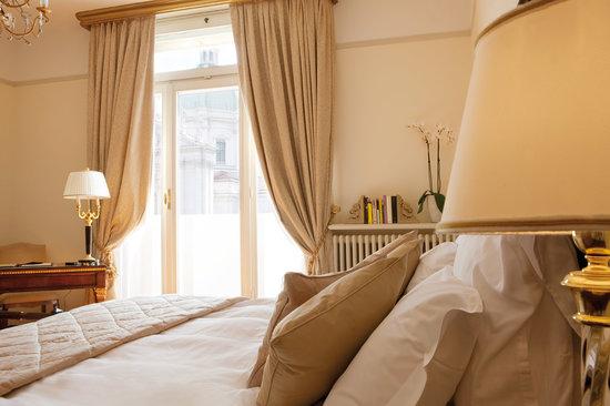 Hotel Vittoria: Stanza superior