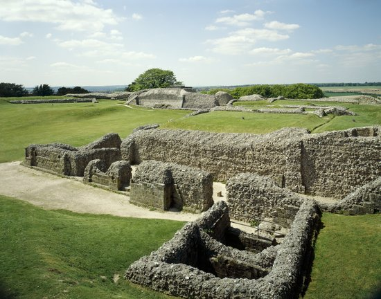 Солсбери, UK: Old Sarum