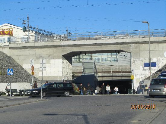 Villa Arsta Hotell: nearby metro