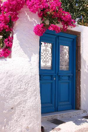 Миконос, Греция: Famous Blue & White Homes, Mykonos