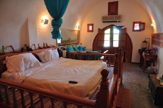 Melenos Lindos Hotel: Room 5 at the Melenos