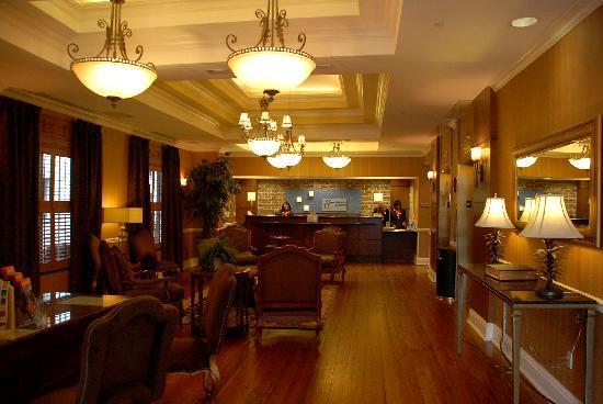 Holiday Inn Express Savannah-Historic District: 1