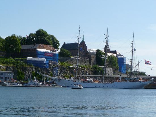 أوسلو, النرويج: Oslo waterfront