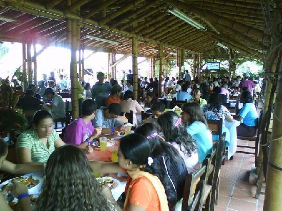 Calarcá, Colombia: Restaurant