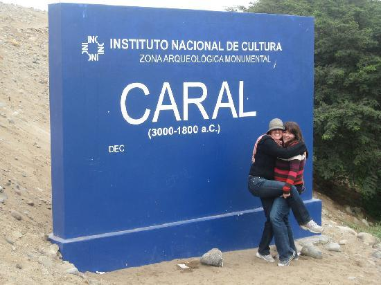 Caral Sign