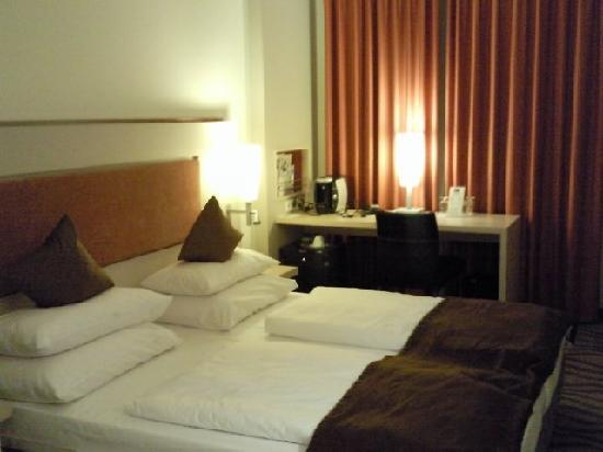 Mercure Hotel Hannover Mitte: room