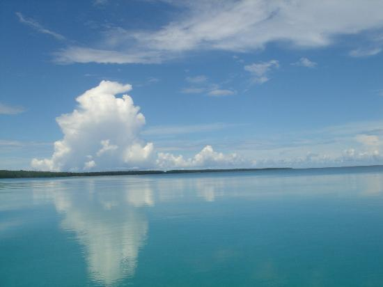 Micronesia: the beautiful water
