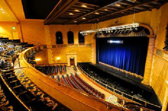 Sarasota Opera : Inside the historic theater