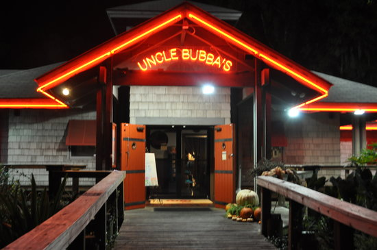 Uncle Bubba's Oyster House : Uncle Bubba's