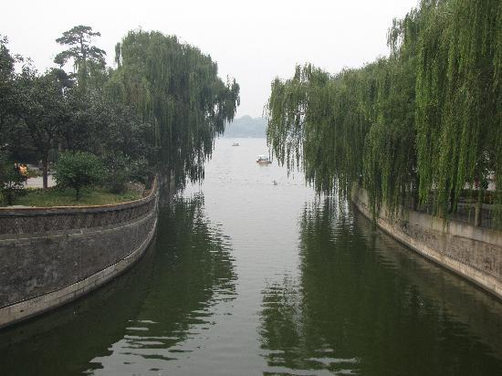 Peking, China: Beihai Park