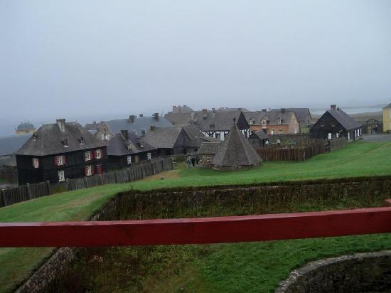 Louisbourg, Canadá: picture of the fortress