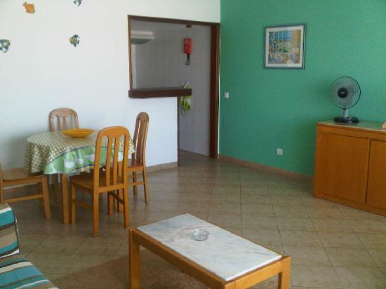Quinta das Figueirinhas : Living and dining area