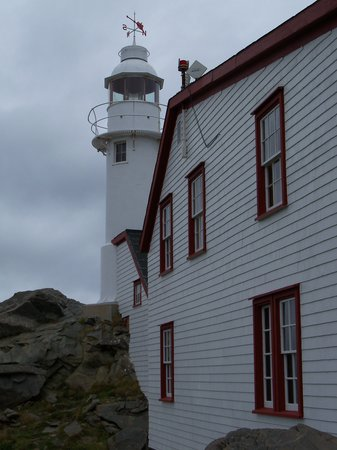 Lobster Cove Head Lighthouse
