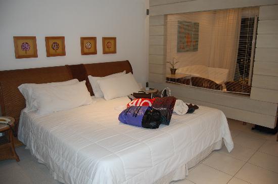Costao do Santinho Resort Golf & Spa: Bed
