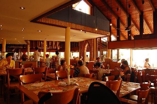 Costão do Santinho Resort Golf & Spa : Breakfast