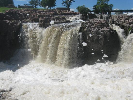 ‪‪Sioux Falls‬, ‪South Dakota‬: Falls Park‬