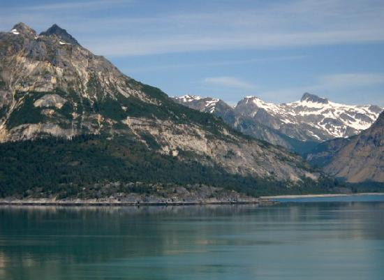 Glacier Bay National Park and Preserve, AK: College Fjord