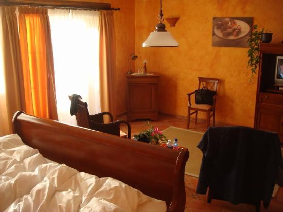 Hotel Villa Lehmi : our room