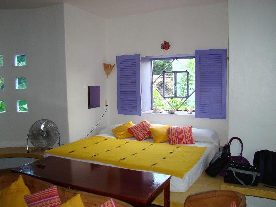 Amaranto Bed and Breakfast: Penthouse Amaranto