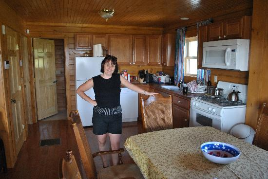 Cobtree Vacation Rental Homes Resort: Excellent kitchen