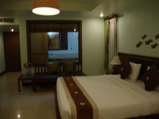 P.S. Villa: la chambre double supérieure