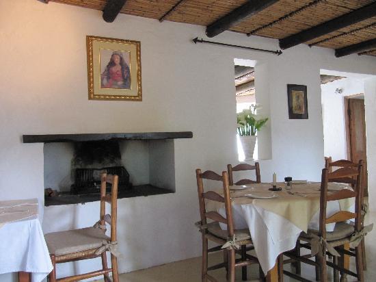 Roosje van de Kaap: Restaurant