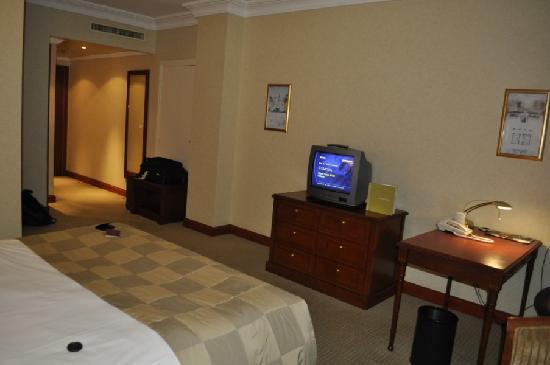 Athenee Palace Hilton Bucharest: Gran Cama