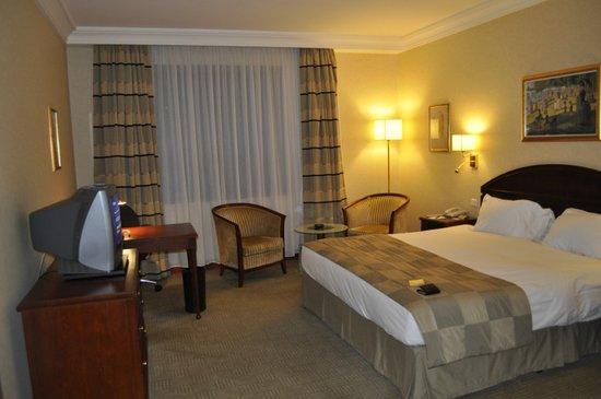 โรงแรมอาธีนี พาเลส ฮิลตัน บูคาเรสท์: Habitacion