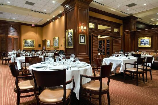 Shula's Steak House - Naples: Shula's Steak House Naples Main Dining Room