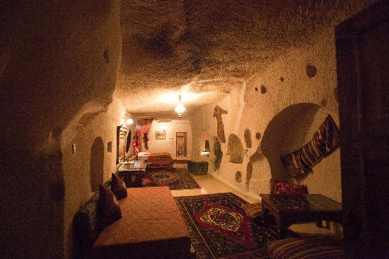 Gamirasu Cave Hotel: bedroom