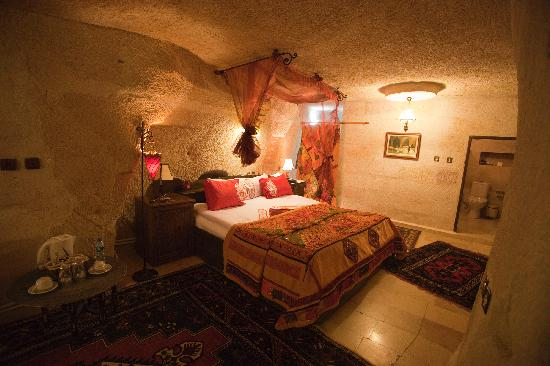 Gamirasu Cave Hotel: bedroom2