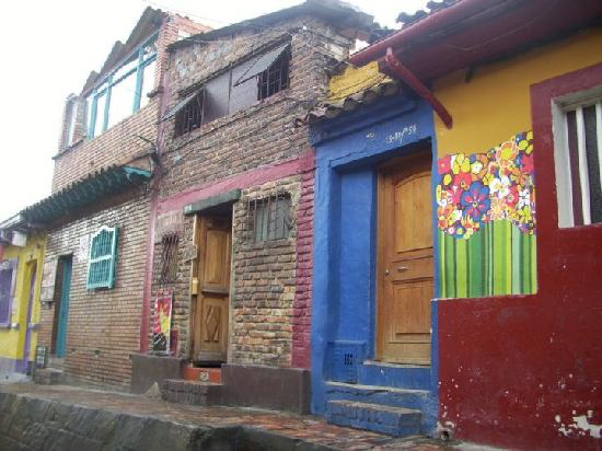 Bogotá, Kolumbien: La Calenderia