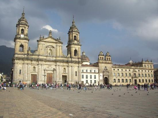 Bogotá, Kolumbien: Downtown Bogota
