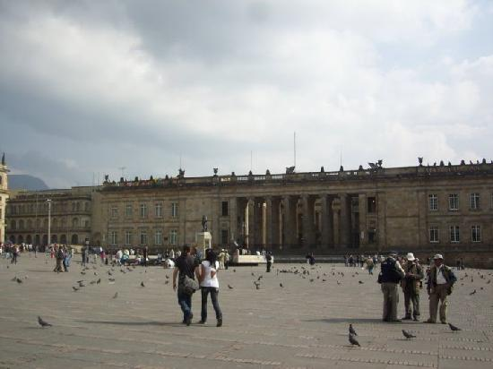 Bogotá, Colombia: Downtown Bogota 2