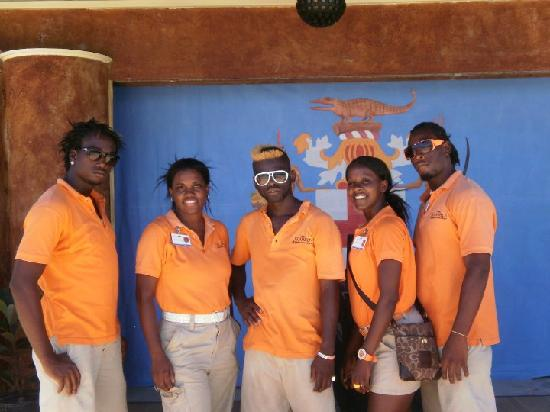 Royal Decameron Club Caribbean: Funcrew